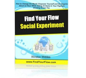 Flow Book Series from the Social Experiment