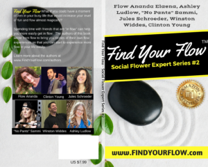 find your flow book #2 winston widdes