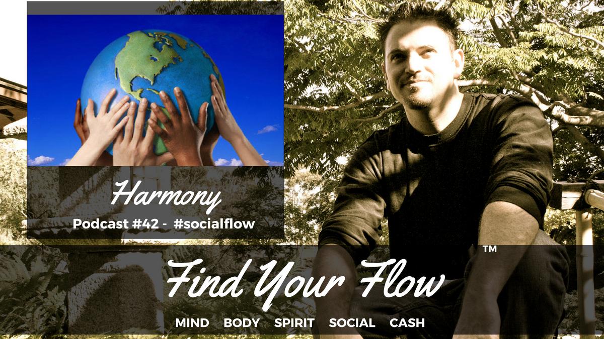 Podcast #42 – Harmony – Winston Widdes #socialflow