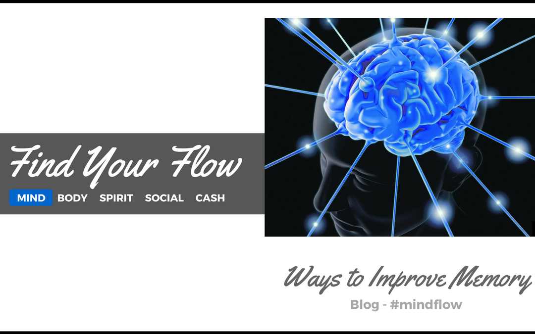 Find Your Flow Blog -Ways to improve memory #mindflow