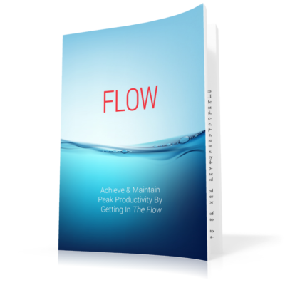 Flow eBook Cover