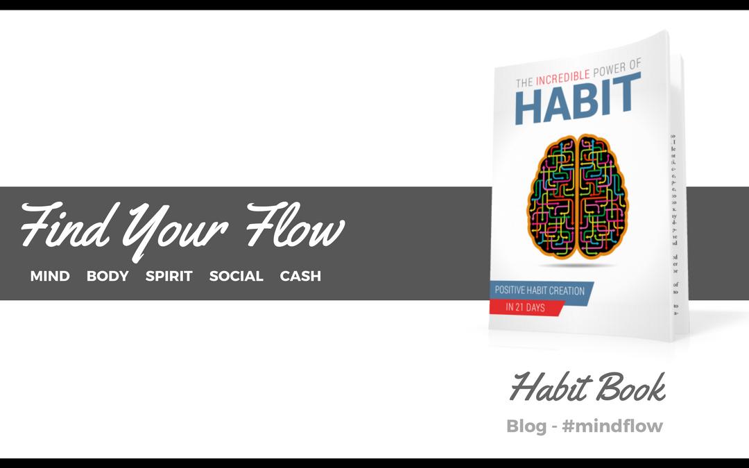 Habit Book - Find Your Flow