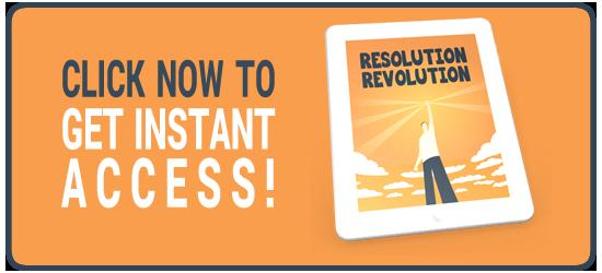 New Years Resolution Revolution