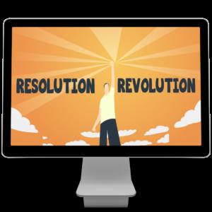 New Year Resolution Ideas - Resolution Revolution