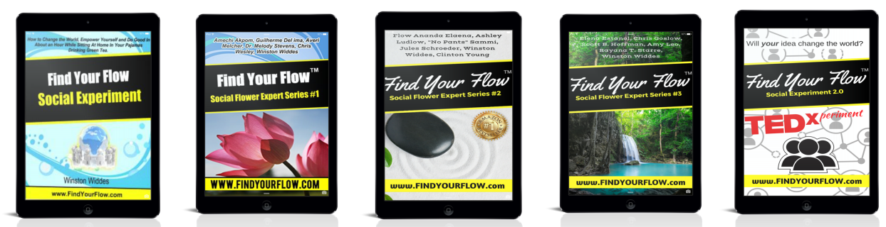 Find Your Flow Book Series