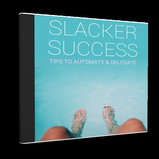 Slacker Success CD Case