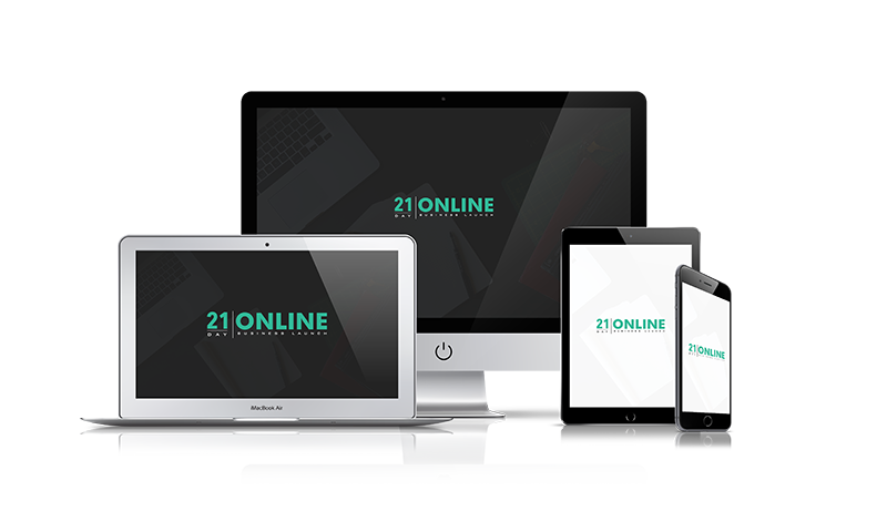 21 Day Online Business Launch - Instagram Special