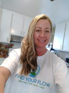 Find Your Flow t-shirt