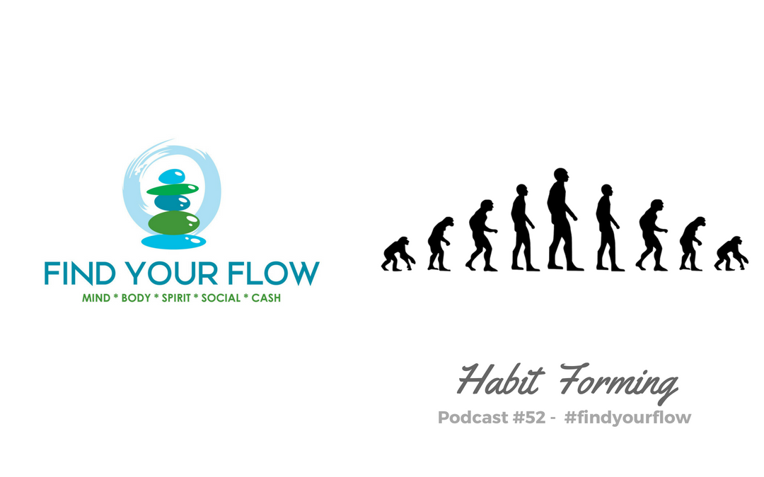 Find Your Flow Podcast Episode #52 – Habit Forming