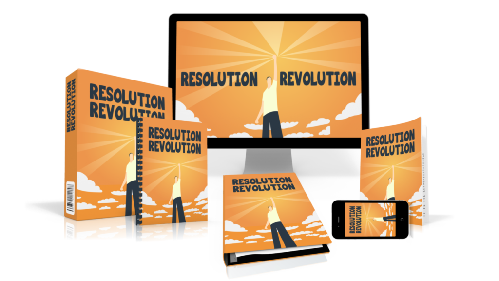 Resolution Revolution Bundle - Find Your Flow Large