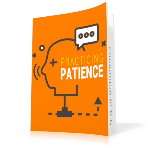 PracticingPatience book by FindYourFlow.com and Find Your Flow Publishing