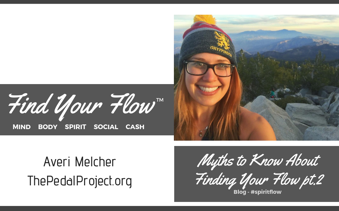 Myths to Know About Finding Your Flow: Part II – Motivation