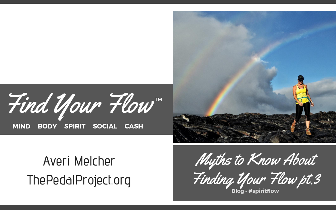 Myths to Know About Finding Your Flow: Part III – The F-Bomb