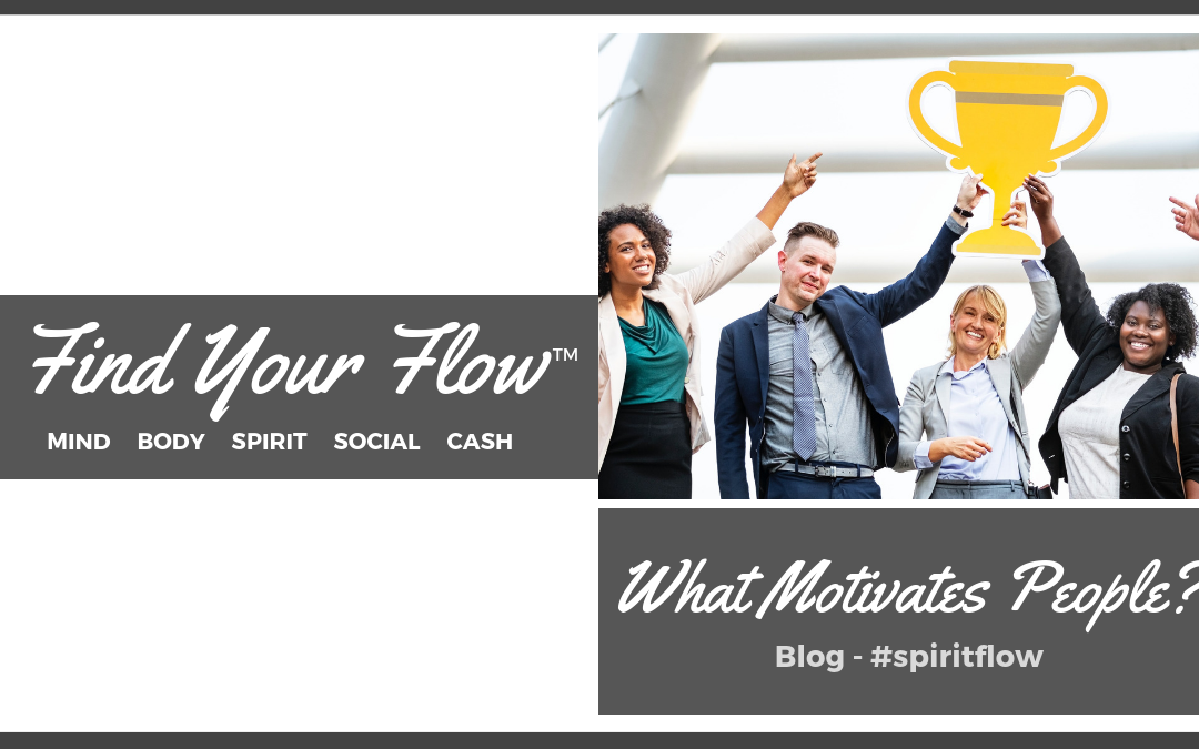 What Motivates People?