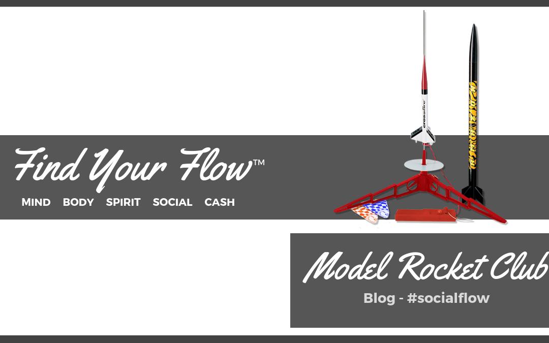 Model Rocket Club!