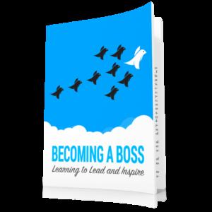 Becoming A Boss - Motivational Book