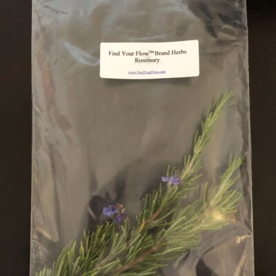 Find Your Flow brand herbs - Lavender