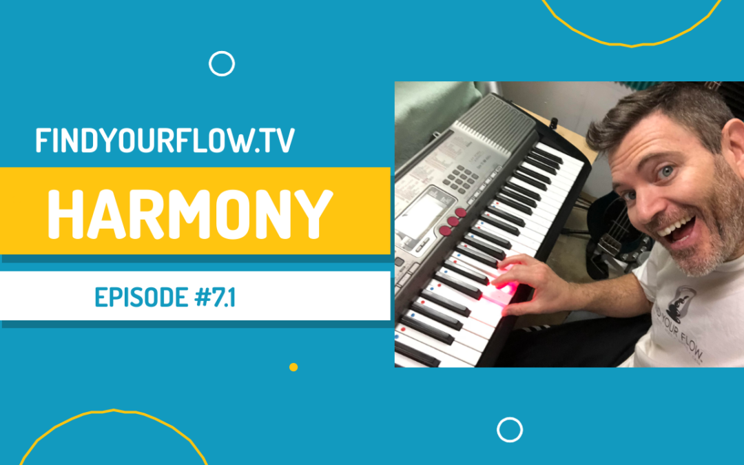 Find Your Flow TV - Harmony #7.1